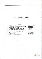 Verso de Hassan et Kaddour -2- La mission du Major Redstone