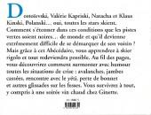 Verso de Illustré (Le Petit) (La Sirène / Soleil Productions / Elcy) - Le ski illustré de A à Z