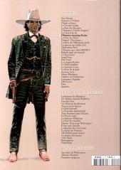 Verso de Blueberry - La collection (Hachette) -810- L'Homme au poing d'acier