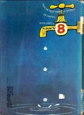Verso de Gaston -7a1973- Un gaffeur sachant gaffer