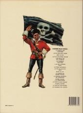 Verso de Barbe-Rouge -17b87- Le vaisseau de l'enfer