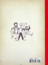Verso de Les pieds Nickelés - La collection (Hachette) -6- Les Pieds Nickelés aux Jeux olympiques