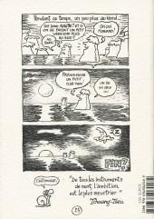 Verso de Le concombre masqué -HS07- Le choc du futur