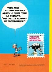 Verso de Les petits hommes -1a1975- L'exode