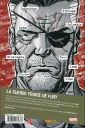 Verso de Fury (Panini Max) -2- A la guerre comme à la guerre