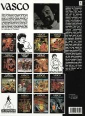 Verso de Vasco -12a1996- Les princes de la ville rouge
