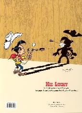Verso de Kid Lucky -2- Lasso périlleux