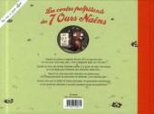 Verso de Les sept ours nains -INT- Les contes palpitants des 7 ours nains