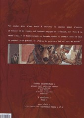 Verso de Blacksad -3c- Âme rouge