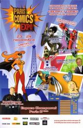 Verso de Iron Man (Marvel France - 2013) -5- Le déicide (2/2)