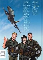 Verso de Buck Danny -53- Cobra noir