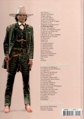 Verso de Blueberry - La collection (Hachette) -911- La Piste des Sioux
