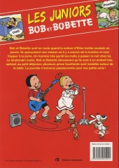 Verso de Bob et Bobette (Les Juniors) -6- Le secret de Saint Nicolas