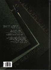 Verso de Wunderwaffen -4- La main gauche du Führer