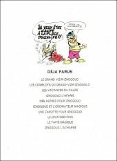 Verso de Iznogoud -5b75- Des astres pour iznogoud
