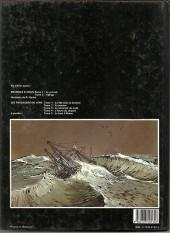 Verso de Les passagers du vent -1c1984- La fille sous la dunette