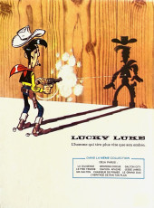 Verso de Lucky Luke -32c76- La diligence
