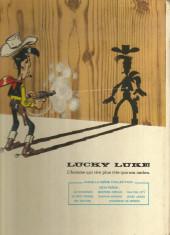 Verso de Lucky Luke -39a75- Chasseur de primes