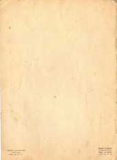 Verso de Dydo -5- Dydo et les constellations