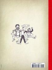 Verso de Les pieds Nickelés - La collection (Hachette) -7- Les Pieds Nickelés à l'ORTF
