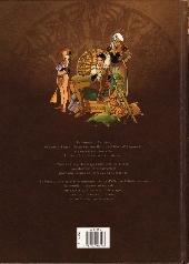 Verso de Élixirs -3- Le souffle du néant