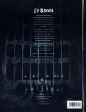 Verso de Le banni (Henscher/Tarumbana) -2- La reine pourpre