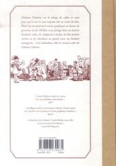 Verso de Château l'Attente -3- Volume II - Addendum