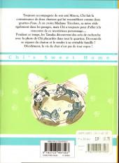 Verso de Chi - Une vie de chat (format manga) -10- Tome 10