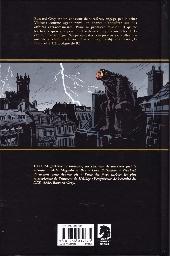 Verso de Witchfinder -1- Au service des anges
