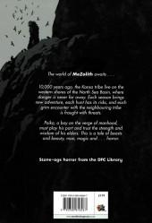 Verso de Mezolith (2010) -1- Book 1
