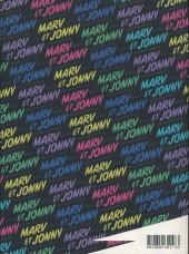 Verso de Marv et Jonny
