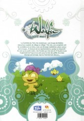 Verso de Wakfu (La BD officielle de la série TV) -3- Le théâtre maudit