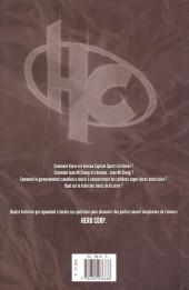 Verso de Hero Corp -2- Chroniques