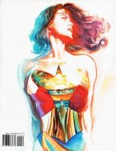 Verso de (AUT) Ross (en anglais) - Rough Justice: The DC Comics Sketches of Alex Ross