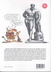 Verso de Hercule l'homme, sa vie, ses travaux...