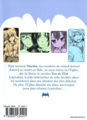 Verso de Dark Rabbit -5- Volume 5