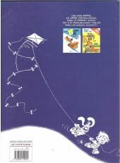 Verso de Boule et Bill -02- (Édition actuelle) -10Ind2011- Bill, chien modèle