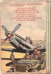 Verso de Buck Danny -5a1952- Dans les griffes du Dragon Noir