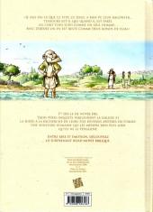 Verso de Le voyage des pères -INTa13- Intégrale