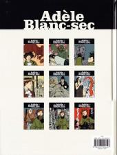 Verso de Adèle Blanc-Sec (Les Aventures Extraordinaires d') -8a10- Le Mystère des profondeurs