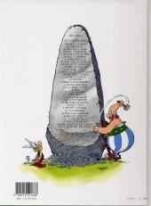 Verso de Astérix (Hachette) -1b2006- Astérix le Gaulois