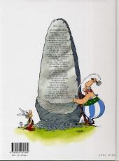 Verso de Astérix (Hachette) -4b06- Astérix gladiateur