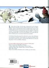 Verso de Belle et Sébastien - Tome 1