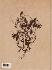 Verso de Les aigles de Rome -4TL- Livre IV