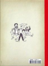 Verso de Les pieds Nickelés - La collection (Hachette) -8- Les Pieds Nickelés dans l'immobilier