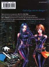 Verso de Cat's Aï -3- Tome 3
