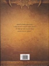 Verso de La geste des Chevaliers Dragons -INT02- Intégrale 2