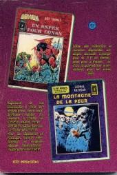 Verso de Névrose (1re série - Arédit - Comics Pocket) -5- Les Ailes de flamme