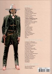 Verso de Blueberry - La collection (Hachette) -1113- La Mine de l'Allemand perdu