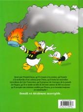Verso de Les grands Héros Disney -1- Incorrigible Donald